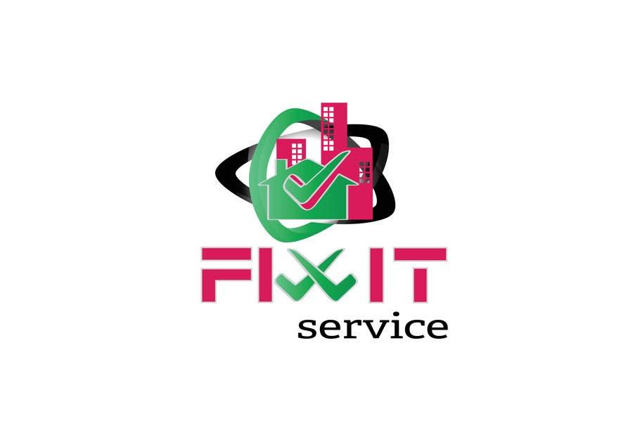 Penyertaan Peraduan #54 untuk Design a Logo for Fixitservice