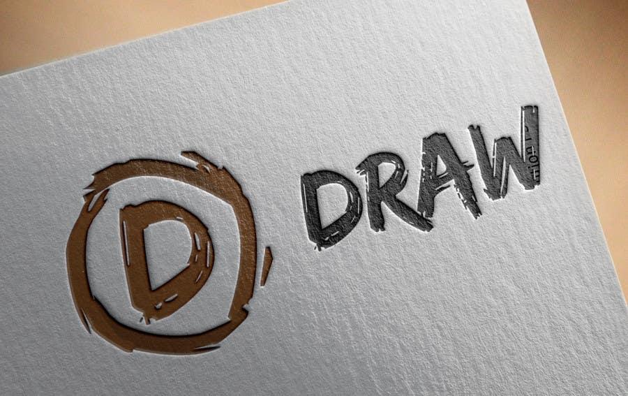 Kilpailutyö #51 kilpailussa Design a Logo for League of Legend team 'DRAW'