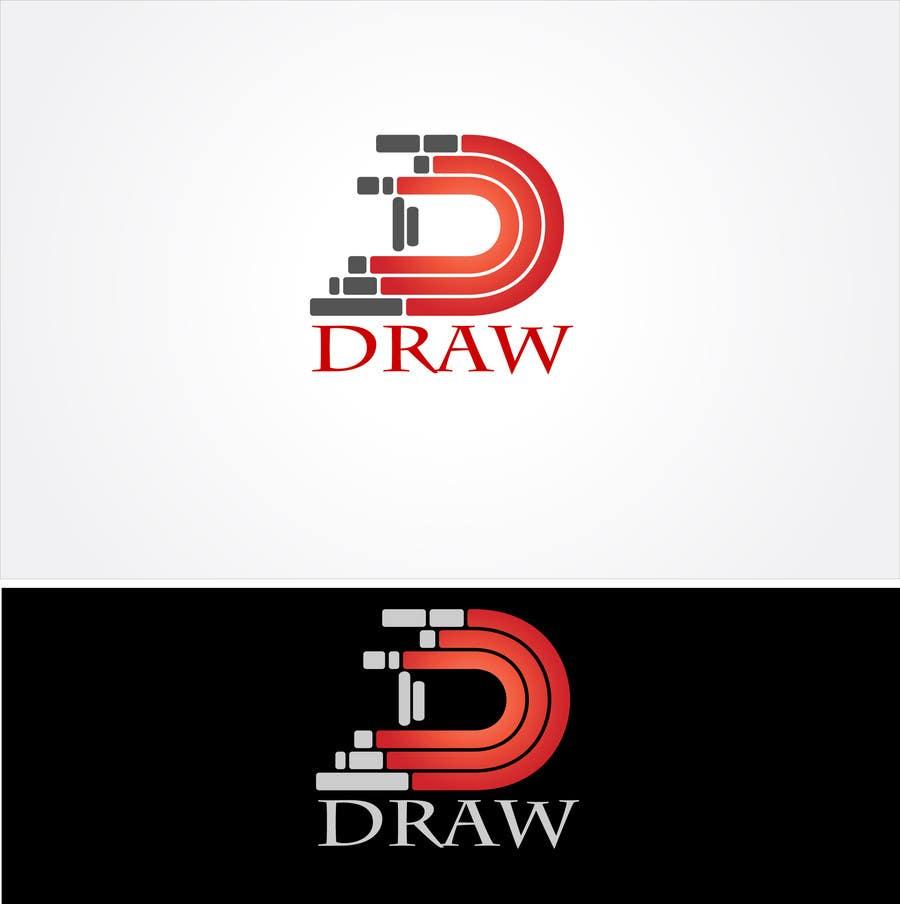 Kilpailutyö #53 kilpailussa Design a Logo for League of Legend team 'DRAW'