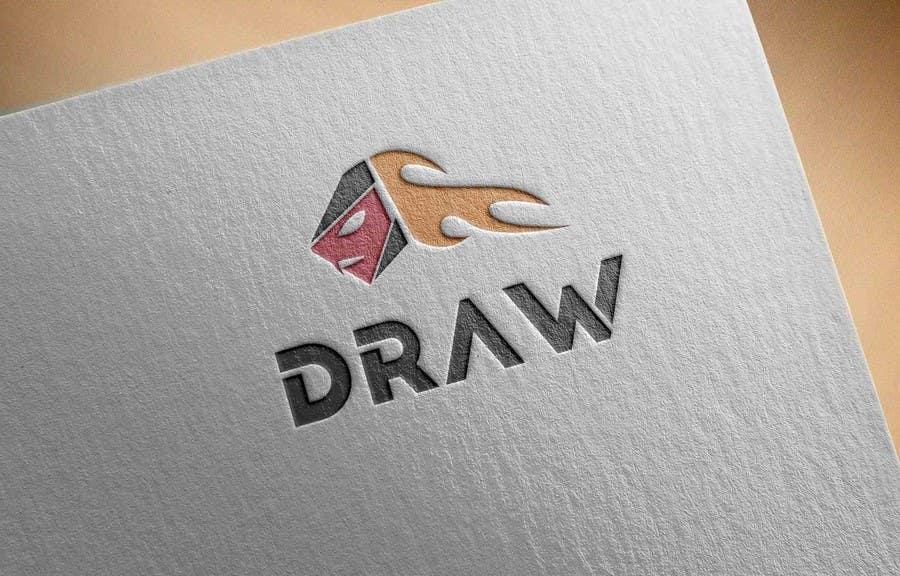 Kilpailutyö #19 kilpailussa Design a Logo for League of Legend team 'DRAW'
