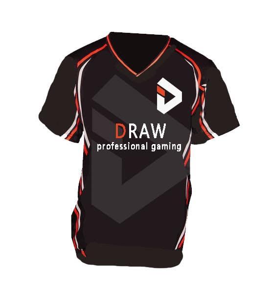 Kilpailutyö #14 kilpailussa Design a Logo for League of Legend team 'DRAW'