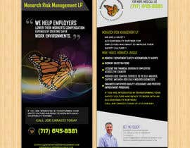 #34 for Design a Brochure for Monarch Risk Management, LP by marwenos002