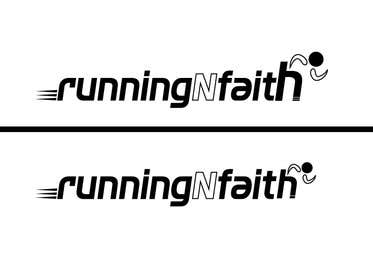 #128 untuk runningNfaith.com oleh rraja14
