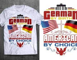#16 for Design a T-Shirt for American Independence Day af GautamHP