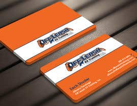 #37 para Dog Trainer Business Card por Derard