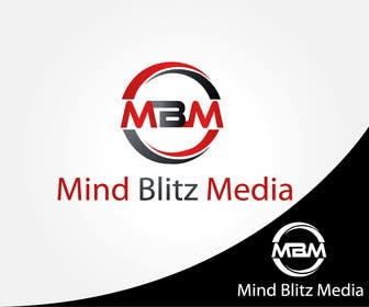 #22 untuk Design a Logo for Mind Blitz Media oleh alikarovaliya