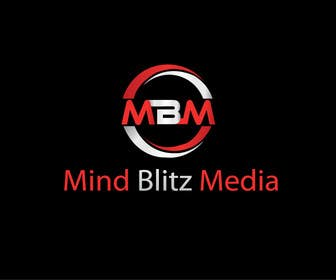 #24 untuk Design a Logo for Mind Blitz Media oleh alikarovaliya