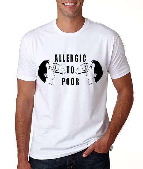 Kilpailutyö #1 kilpailussa Design a T-Shirt for me