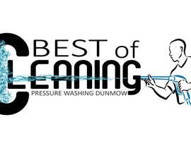 #56 para Design a Logo for a pressure washing bussines por andreealorena89