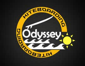 #75 cho Design a Logo for kiteboarding brand called Odyssey Kiteboarding bởi ideafuturot