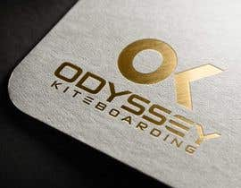 #64 untuk Design a Logo for kiteboarding brand called Odyssey Kiteboarding oleh sagorak47