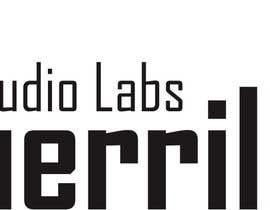 Nro 8 kilpailuun Design a Logo for Guerrilla Audio Labs käyttäjältä rahmatbgr