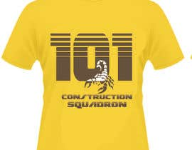 #68 for Design a Logo for 101 Construction Squadron af ilhamsultan