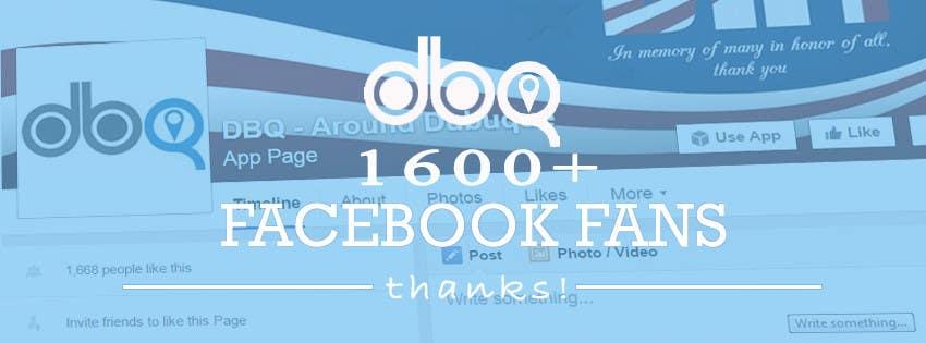 Kilpailutyö #6 kilpailussa Design a Banner for Facebook Cover Photo