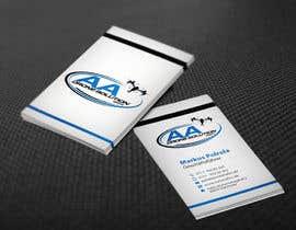 #44 cho Desarrollar una identidad corporativa for AA Drone Solution bởi imtiazmahmud80