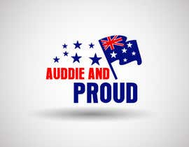 "#68 untuk Design a Logo for ""Aussie and Proud"" oleh GraphicHimani"
