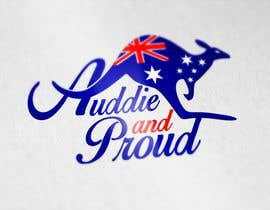 "#82 untuk Design a Logo for ""Aussie and Proud"" oleh GraphicHimani"