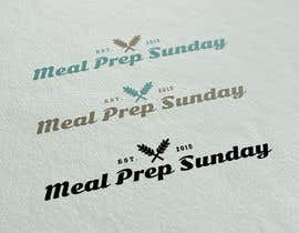 #65 cho Design a Logo for 'Meal Prep Sunday' bởi DesignDock