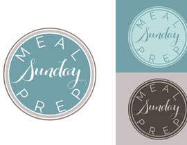 #71 cho Design a Logo for 'Meal Prep Sunday' bởi vladspataroiu