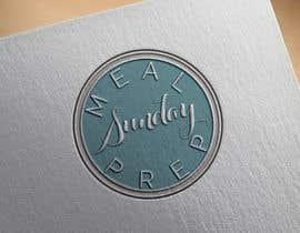 Nro 72 kilpailuun Design a Logo for 'Meal Prep Sunday' käyttäjältä vladspataroiu