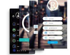 aboodymaher tarafından Design an App Mockup için no 26