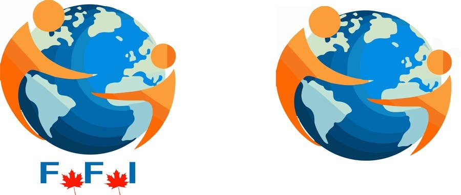 Kilpailutyö #28 kilpailussa Design a Logo for a multi-cultural association named F.F.I