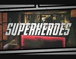 #15 untuk Teaser video for a SUPERHERO Event oleh vanlesterf