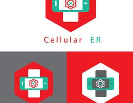 #73 para Design a Logo for a cellphone repair shop! por DesignStorm15
