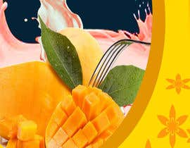 #2 cho Poster design for Dry mango  3 pcs. bởi gs212212