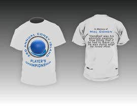 #7 untuk Design a T-Shirt for NYC Handball Tournament oleh kewekesa