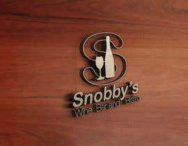 #30 untuk Design a Logo for Snobby's Wine Bar and Bistro oleh topprofessional