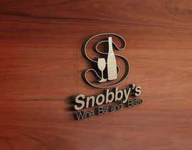Nro 30 kilpailuun Design a Logo for Snobby's Wine Bar and Bistro käyttäjältä topprofessional