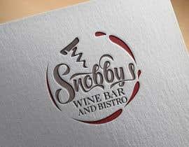 Nro 23 kilpailuun Design a Logo for Snobby's Wine Bar and Bistro käyttäjältä vladspataroiu