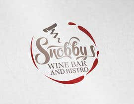 #24 untuk Design a Logo for Snobby's Wine Bar and Bistro oleh vladspataroiu