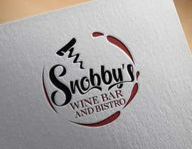 #95 untuk Design a Logo for Snobby's Wine Bar and Bistro oleh vladspataroiu