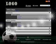 Graphic Design Konkurrenceindlæg #12 for Design a Website Mockup for Home Page