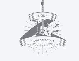 #1 untuk Разработка логотипа for автора и исполнителя гранж музыки oleh togrulhft