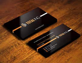 #39 cho Design Business Card for Construction company (Logo is already done). bởi IllusionG