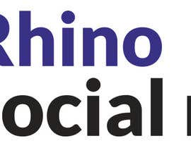 #39 for Design a Logo for - Rhino Social Media by korwin50