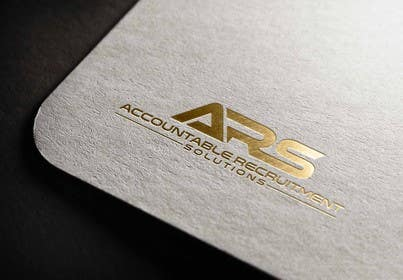 #73 for Design a Logo for Accountable Recruitment Solutions af ydgdesign