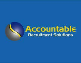 #89 para Design a Logo for Accountable Recruitment Solutions por jaywdesign