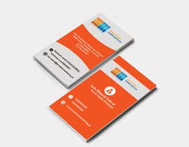 #36 untuk Design a vertical (two sides)Business Card + horizontal Business Card (two sides) for Emotion Marketing oleh sanratul001