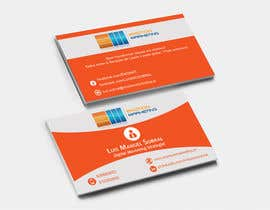 #45 untuk Design a vertical (two sides)Business Card + horizontal Business Card (two sides) for Emotion Marketing oleh sanratul001