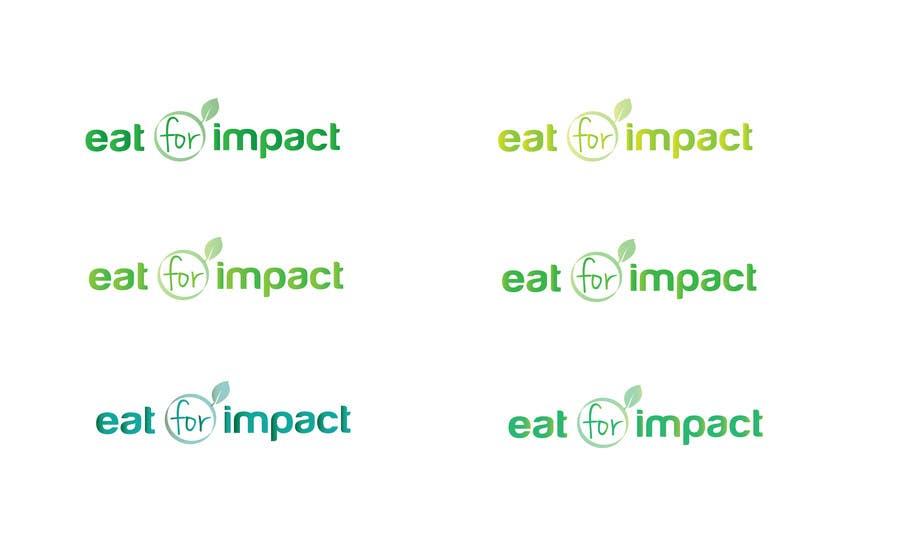 Inscrição nº 69 do Concurso para Design a typeface Logo for Nutrition Business