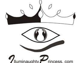 #20 cho Design a Logo for IlluminaughtyPrincess.com bởi Diekam12
