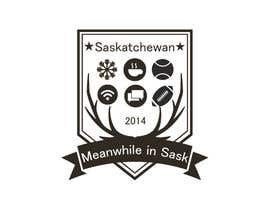 "#49 for Design a Logo for ""Meanwhile in Sask"" by Isabel19"
