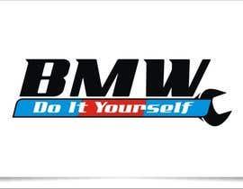 Nro 93 kilpailuun Design a Logo for BMW DoItYourself käyttäjältä indraDhe