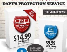 #56 cho Design a Flyer for Virus Protection Service bởi jacklai8033399