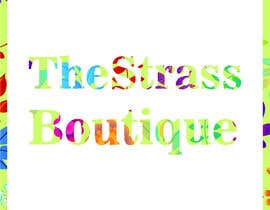 #48 for Design a Logo for The Strass Boutique by violetamuller