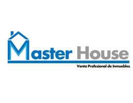 Nro 36 kilpailuun MasterHouse Inmobiliaria Diseño logotipo y Slogan käyttäjältä asistentedigital
